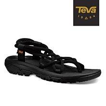 丹大戶外【TEVA】美國 女 戶外水陸2用 運動涼鞋 1091112BLK 黑 鞋子│涼鞋│休閒鞋