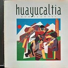 Huayucaltia~Horizontes~地平線。