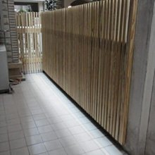 南方松.碳化南方松.鐵木規劃.圍籬.欄杆.踏板.造型設計施工
