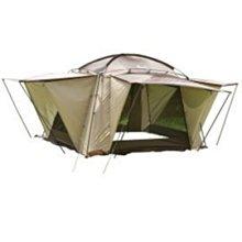 *大營家帳篷*DJ-220 探險家核心連結客廳帳 ~帳棚;睡袋 是露營的好伴侶~~