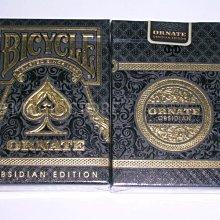 [808 MAGIC]魔術道具 BICYCLE Ornate Obsidian edition
