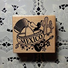 貝登堡印章~G章(GT-5036)墨西哥