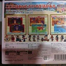 毛毛的窩  3DS 奇幻生活 Fantasy Life(日本版) ~全新未拆~
