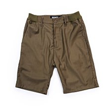 ERIC.COM 街頭品牌 Remix 15' S/S Grind Shorts [ 軍綠 ]