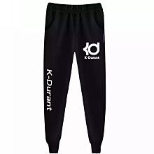 🔥KD杜蘭特Kevin Durant運動籃球長褲🔥NBA球衣籃網隊Nike耐克愛迪達健身訓練慢跑縮口純棉褲子男372