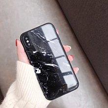 美爆!大理石 鋼化玻璃殼【PH759】iPhone X XS 6 6S 7 8 Plus 手機殼 保護殼 保護套