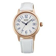 可議價 ORIENT東方錶 女 花漾時光 機械腕錶 (FAC06002W) 35.5mm