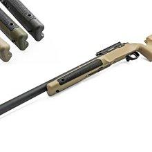 【WKT】楓葉 CTM VSR10 MLC-S1 MLC-388手拉狙擊槍 黑色/沙色-MLC-338D-BK