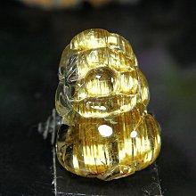 孟宸水晶 = S429 (貔貅100%天然粗版鈦晶雕刻墜)
