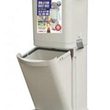 【塔克百貨】 MIT 台灣製 台北 四分類垃圾桶 資源分類 回收 直立腳踏式分類垃圾桶 白色系 廚房收納 PW40