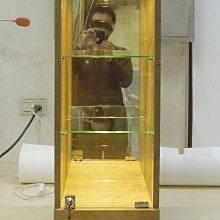 玻璃櫃 展示櫃 《全一木工坊》LED公仔櫃.玻璃展示櫃.手機櫃.精品櫃.中島櫃.飾品櫃,公仔櫃.模型櫃~全ㄧ木工坊
