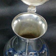 101稀少英國高雅鍍銀壺Silver plated coffee pot
