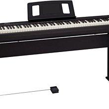 【六絃樂器】全新 Roland FP-10 數位鋼琴 含原廠木製琴架琴椅 / 現貨特價