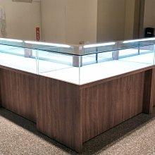 大豐LED玻璃櫥櫃-展示櫃、公仔櫃,模型櫃,珠寶櫃、飾品櫃、精品櫃、手機櫃、化粧品櫃、鐘錶櫃、玻璃櫃