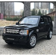 阿莎力 welly 威利 高階FX 1/24 路虎 發現4 Land Rover 探索者