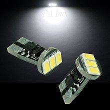【PA LED】T10 3晶 三星 5630 SMD LED 白光 直射 牌照燈 室內燈 小燈 倒車燈 儀表燈 定位燈