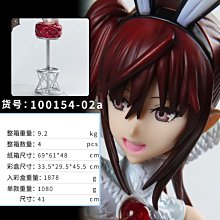 @夢熱漫動 xinhaoh艾成麗卡1/4動漫美少女手辦模型人物機箱性感擺件口工