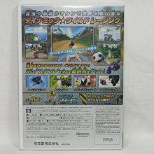 日版 Wii 激情漫遊 特技競速 Excitebots Trick Racing