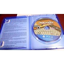 ❤️現貨❤️ PS4 煮過頭 英文版 九成新 光碟無刮傷