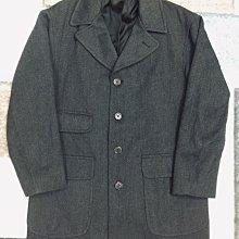 COACH 美國製 羊毛大衣#VALENTINO#BALENCIGA#SUPREME#BV#LV#YSL#余文樂#英倫