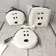 日本 史努比 大臉 多款 掛頸 零錢包 化妝包 萬用包 收納包 收納袋 洗漱包 盥洗包 旅行出差  Snoopy生日禮物