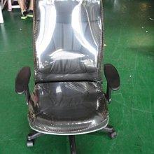 連冠二手家具 A2966 黑皮主管椅 庫存貨 辦公椅 OA椅 餐椅 電腦椅