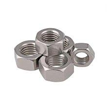 熱銷-304不銹鋼2型六角螺母DIN5587加厚加高厚型六角螺帽M3M4M5M6M8M10
