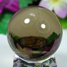 孟宸水晶 = A9023  (100%天然超清透茶水晶球175克)