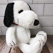 日本 史努比 超柔軟 復古 大隻 玩偶 絨毛娃娃 毛絨 填充玩具 生日禮物 snoopy 女友禮物