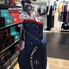 邁達康高爾夫球用品紫色球袋牛仔藍球袋adidas golf老虎伍玆