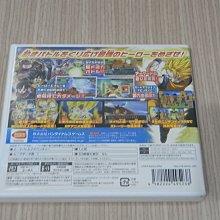 【小蕙館】<3DS> 七龍珠究極任務2 (純日版) 無說明書