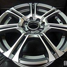 【CS-224】高質感 類MOMO RS02 16吋 4孔100 / 4孔114.3 消光灰車面 另有 15吋 鋁圈