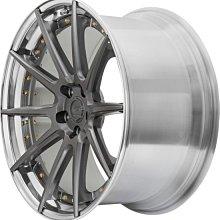 BC FORGED  BC鍛造鋁圈  HCS-Series HCS04S  2-PIECE雙片式鋁圈 18~22吋