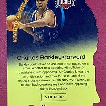 1997-98 Fleer Ultra Rim Rockers #RR6 Charles Barkley Rockets