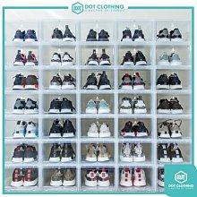 【限時下殺】DOT 聚點 SNEAKER BOX 6PC 球鞋收納 展示盒 鞋盒 承重100公斤 350斑馬 一組價