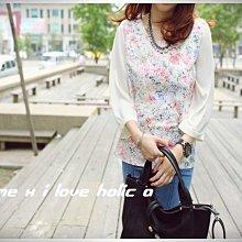 轉  【i_love-holic_a】壓紋color雪紡  *全新  500含運  出清賠本賣