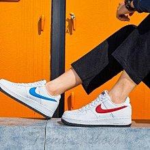Nike Air Force 1 AF1 低幫 紅藍 鴛鴦 彩勾 百搭 休閒 運動 滑板鞋 CT2816-100 男鞋