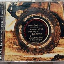 ◎1993年!法國版-布萊恩亞當斯-一切如意-精選暢銷曲-Bryan Adams-So Far So Good-等14首