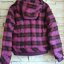 全新POLAR BEAR北極熊格紋羽絨外套,原價6980