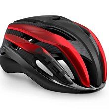 【online bike】線上單車 MET 3K Trenta 安全帽 金屬黑紅