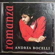 CD , ANDREA  BOCHELLI   /  ROMANZA 德國版