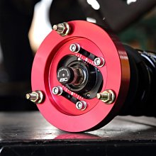 BC避震器 V1街道版  TOYOTA CAMRY HYBRID 12+ 30段阻尼軟硬、桶身高低可調