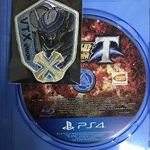 PS4 機器人大戰T 中文版 二手(含實體特典)