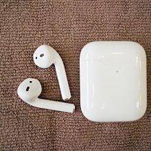 Apple AirPods 第二代 藍芽耳機 無線充電盒款 正常使用痕跡