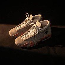 """【BS】Clot × Nike Air Jordan 14 Low """"brown"""" DC9857-200"""