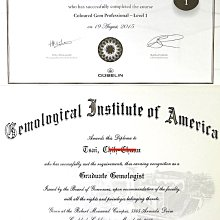 (TCC珠寶) 國際權威GIA認證 30分 50分 1克拉 2克拉 白鑽裸鑽黃鑽愛心鑽 (卡地亞可參考)