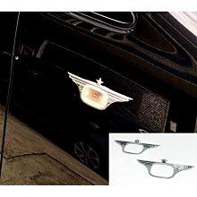 【JR佳睿精品】Toyota 豐田 INNOVA 2003-2009 鍍鉻 方向燈 框 側燈框 邊燈框
