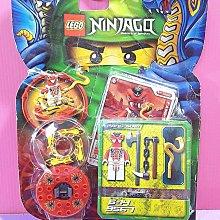 【Mika】LEGO 樂高 NINJAGO 9567 旋風術大師(盒損)*現貨 忍者系列 益智積木