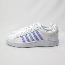 K-SWISS COURT WINSTON 女款 休閒鞋 96154173 藍紫【iSport愛運動】