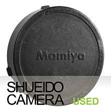 集英堂写真機【1個月保固】中古實用品 MAMIYA 原廠 鏡頭後蓋 1枚 RZ67 RB67 適用 #114 18262